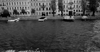 Сегодня в Петербурге наводнение