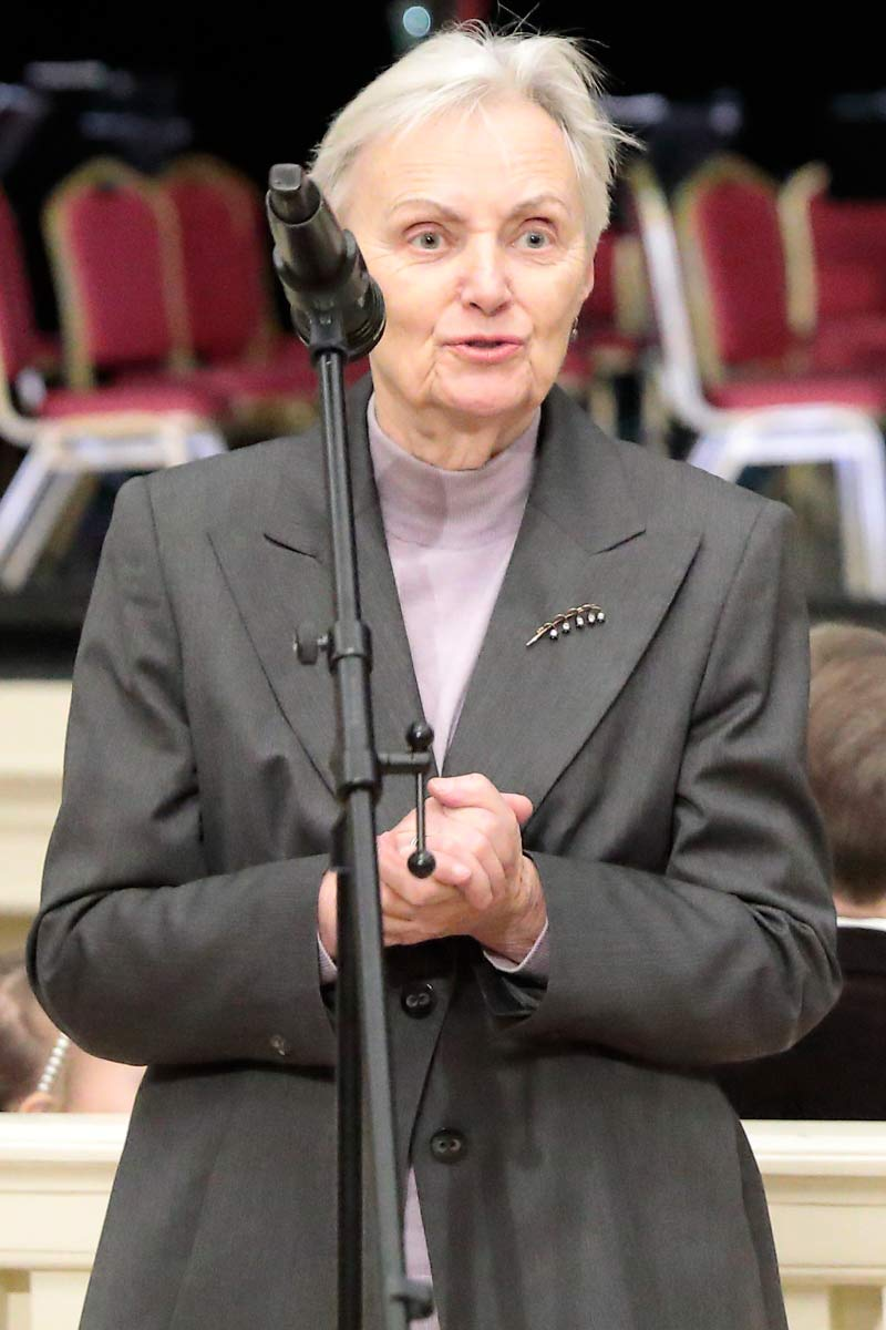 Сильвия Сондецкиене