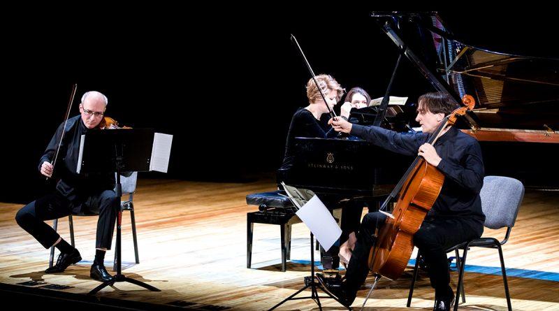 Памятный концерт, посвященный Саулюсу Сондецкису