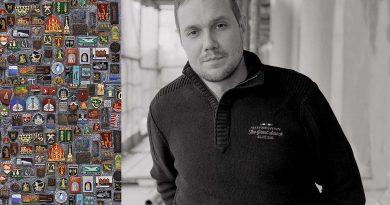 Борис Емельянов и его коллекция литовских значков