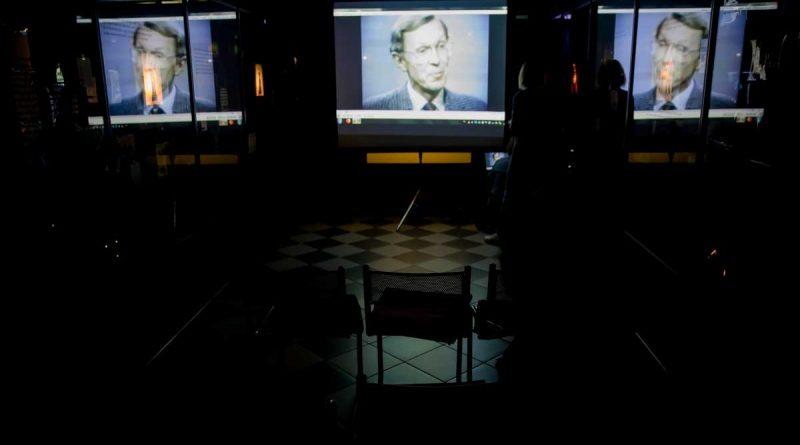 Йонас Мекас. Выставка-видеоинсталляция в Музее сновидений Зигмунда Фрейда