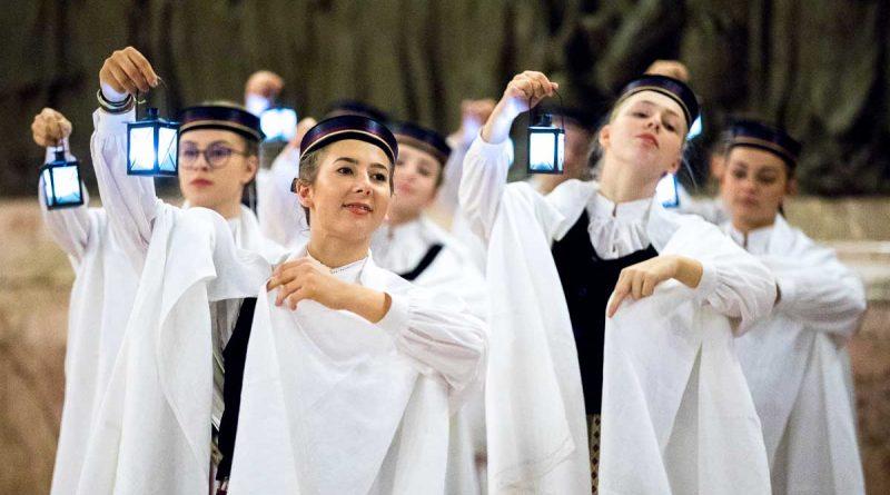 Празднование годовщины  Санкт-Петербургской литовской национально-культурной автономии