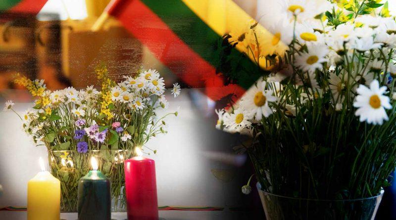 Празднование Дня государственности Литвы в Санкт-Петербурге
