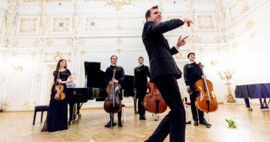 Концерт Гедеминаса Гелготаса и ансамбля NICO в Петербурге